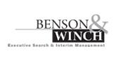 Benson & Winch