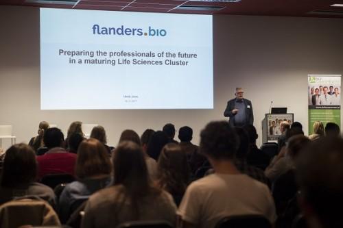 Keynote presentation by flanders.bio